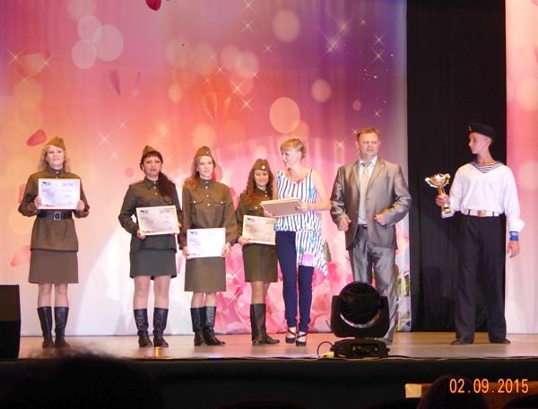 Итоги областного фестиваля-конкурса народного творчества Салют Победы