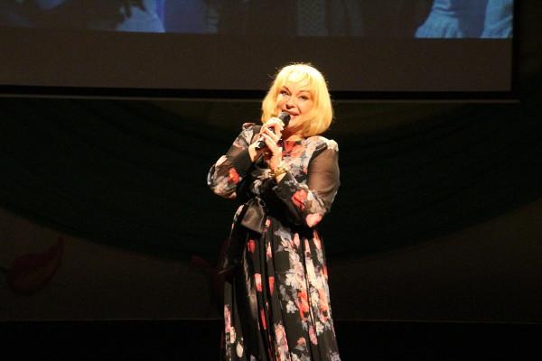 Обзор творческой встречи с артистами театра и кино