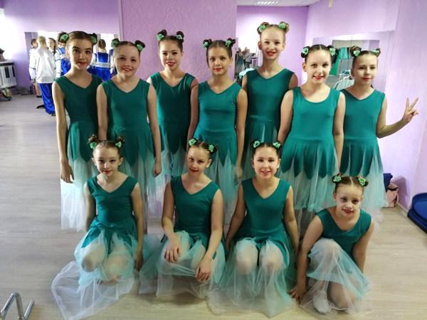 Творческие коллективы Джангл и Мурзилки приняли участие в конкурсе Фиеста 2019