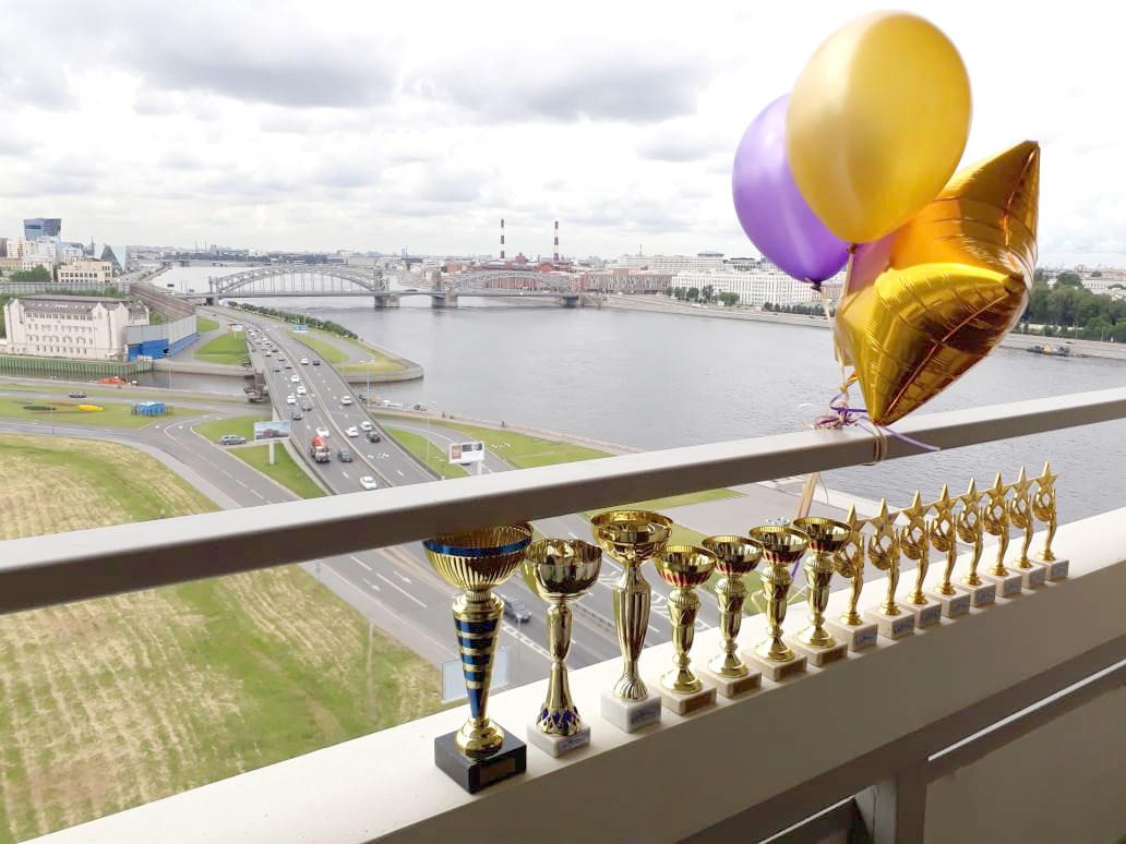 «Победы в Санкт-Петербурге 2019»