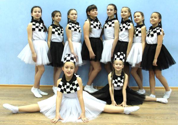 Детский ансамбль танца «Мурзилки»